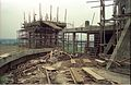 Lift Room and Dynamotion Hall Rooftop Under Construction - Science City - Calcutta 1996-07-30 318.JPG