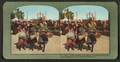 Light hearts and heavy burdens leaving the long bread line at St. Mary's Cathedral, from Robert N. Dennis collection of stereoscopic views.png
