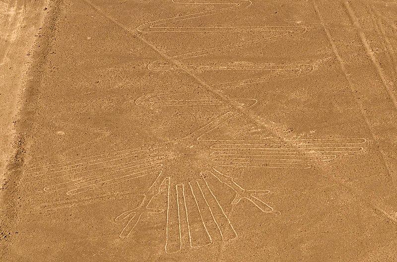 see: Nazca Lines, Peru