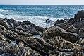 Ligurian sea at Genoa Nervi.jpg