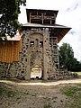 Limbaži (Lemesel) castle gate (13th century) ruins. - panoramio.jpg
