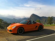 2008 Porsche Limited Edition Boxster