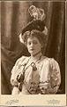 Lindberg, Augusta - porträtt - Foto Ferd Flodin Stockholm 1906-05-29 - AF.jpg