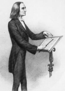 Franz Liszt –