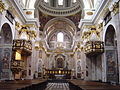 Ljubljana Cathedral inside.JPG