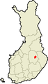 Location of Nilsiä in Finland.png