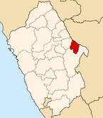Location of the province Antonio Raymondi in Ancash.PNG