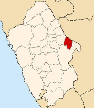 Antonio Raymondi Province