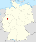Locator map UN in Germany.svg
