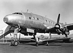Lockheed Little Dipper vs. Lockheed Constellation.jpg
