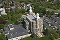 Logan Temple airphoto - panoramio.jpg