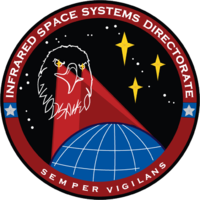 Logo of Infrared Space Systems Directorate.png