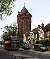 London, Shooter's Hill, water tower01.jpg