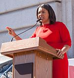London Breed: imago
