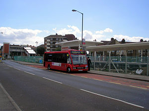 London bus route 463.jpg