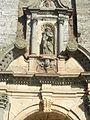 Lopérec 05 Détail de la façade de l'église paroissiale.jpg
