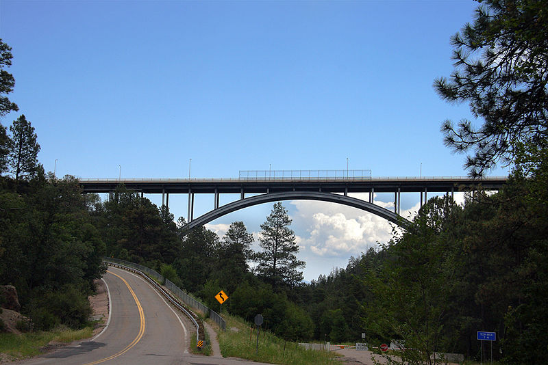 File:Los Alamos bridge, New Mexico.jpg