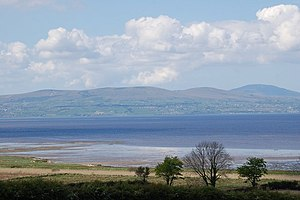 Lough Foyle - Lough Foyle View From CarrickHugh Picnic Site