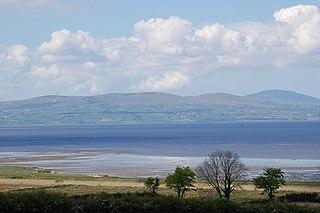 Lough Foyle estuary