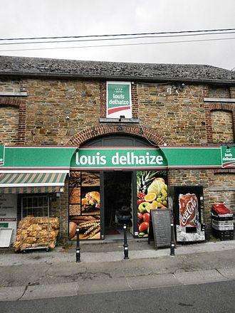 Louis Delhaize Group - Store of Louis Delhaize in Belgium