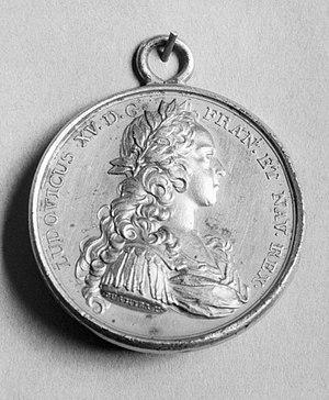 Jean Duvivier - Image: Louis XV MET 141400