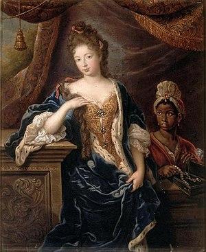 Louise-Hippolyte Grimaldi, princesse de Monaco...