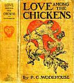 Love among the Chickens - cover - Project Gutenberg etext 20532.jpg
