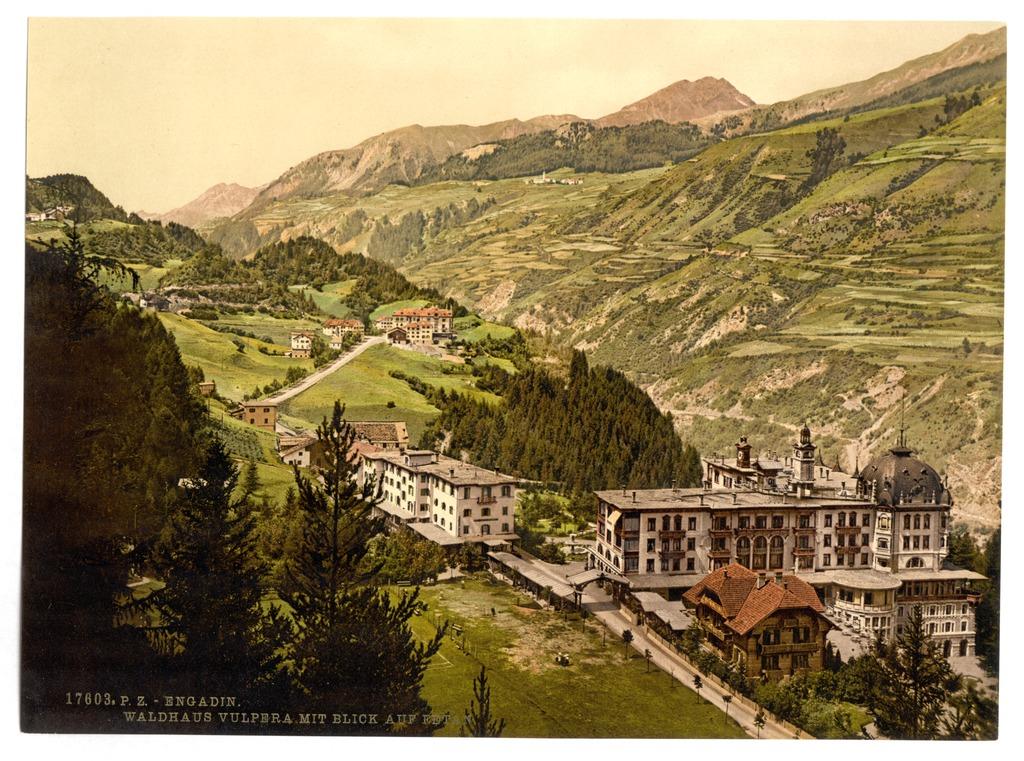 Vulpera Switzerland  city images : ... Engadine, Vulpera and Fetan, Grisons, Switzerland LCCN2001703014.tif