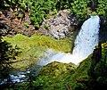 Lower Falls, McKensie Loop Drive, OR 8-13 (14712994128).jpg