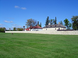 Lower Fort Garry Historic fort in St. Andrews, Manitoba, Canada