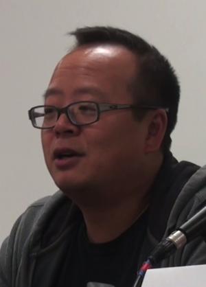 Jeff Yang - Jeff Yang at LaGuardia Community College, May 2011