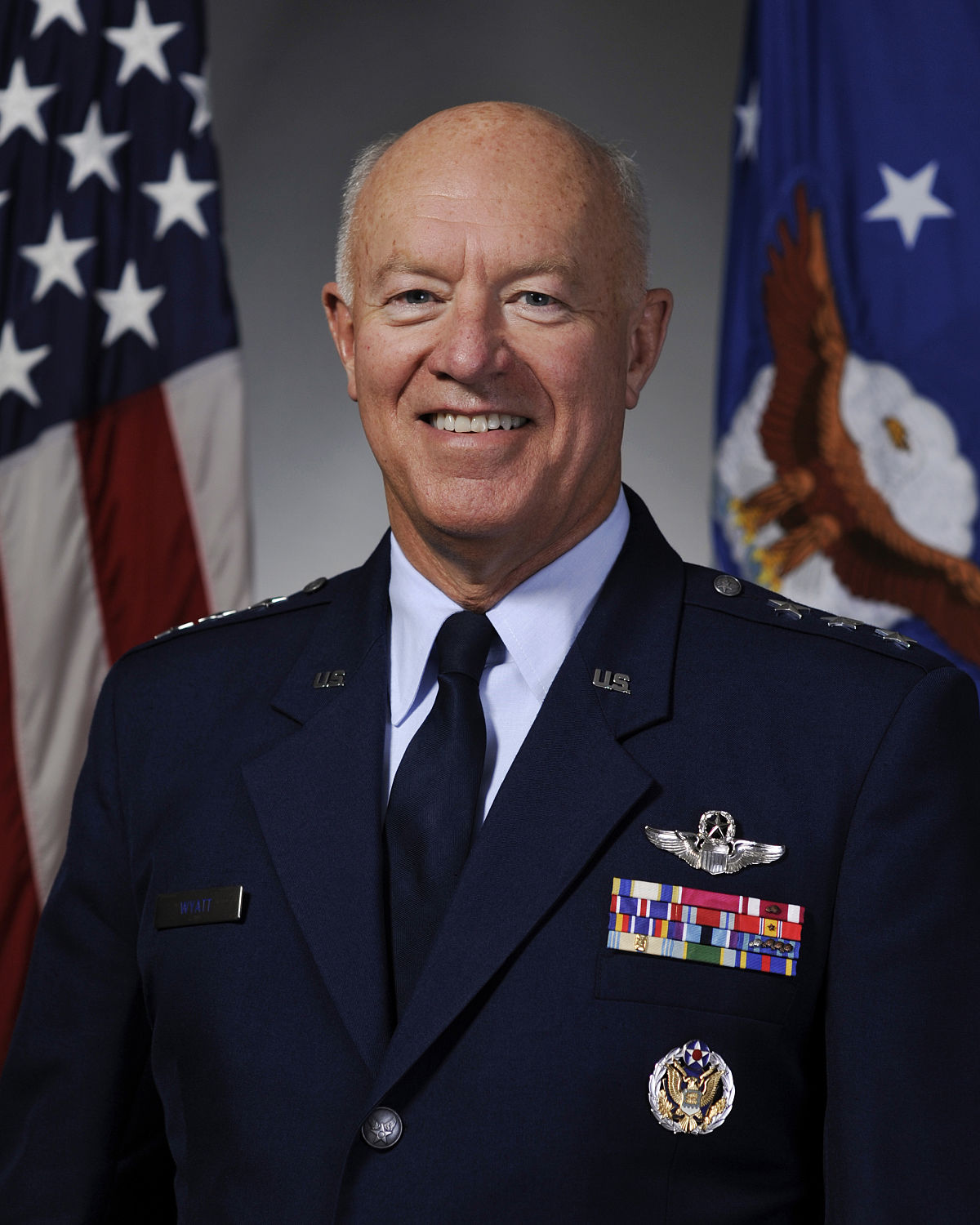 What Is The Best Military Branch >> Harry M. Wyatt III - Wikipedia