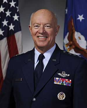 Harry M. Wyatt III - Lieutenant General Harry M Wyatt III, USAF (Ret.) 14th Director, Air National Guard