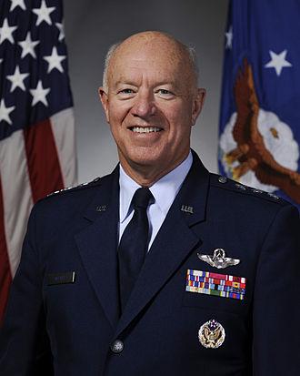 Harry M. Wyatt III - Lieutenant General Harry M Wyatt III, USAF (Ret.) 14th Director, Air National Guard