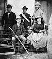 Lucy Walker, Frank Walker, Melchior Anderegg, Adolphus Warburton Moore.jpg