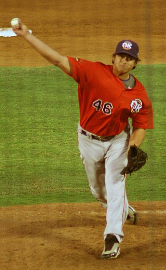 Oklahoma City Dodgers - Luis Mendoza pitched a no-hitter for the RedHawks on August 14, 2009.