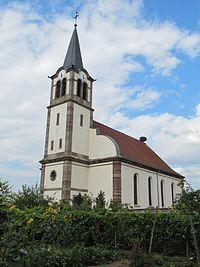 Lupstein, église Saint-Quentin.JPG