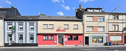 Luxembourg-ville, route d'Esch 105-111, vue frontale, 2019.jpg