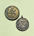 Médailles contre les balles de fusil-Musée sundgauvien.jpg