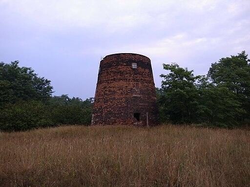 Möhlau,Windmühle
