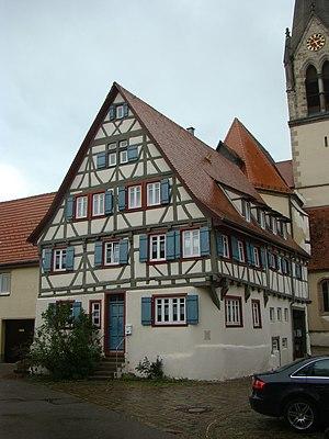 Münsingen, Germany - Münsingen
