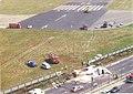 MAC Aviation Learjet 25B EC-CKR after accident.jpg