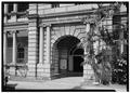MAIN ENTRANCE - Aliiolani Hale, 463 King Street, Honolulu, Honolulu County, HI HABS HI,2-HONLU,3-12.tif