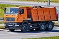 MAZ-6501 dump truck in Minsk 2.jpg