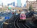 MBTA 2038 near Market Street, November 2015.JPG