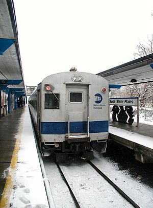 ACMU - ACMU at the North White Plains station in 2004.