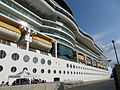 MS Serenade of the Seas in Falmouth, Jamaica, Apr 2014.jpg