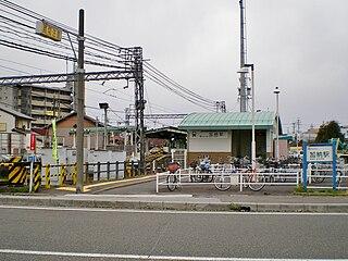 Kanō Station (Gifu) Railway station in Gifu, Gifu Prefecture, Japan