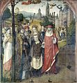 Maître colonais du cycle de sainte Ursule 14. Départ de Rome.jpg