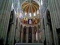 Madrid Calle De Bailen Catedral De La Almudena Choeur - panoramio.jpg